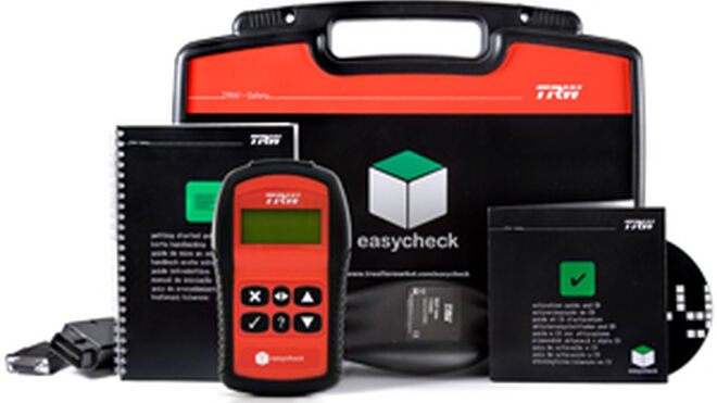 TRW presenta la versión siete del Easycheck