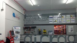 Recanvis Aicrag abre tienda en Sant Boi de Llobregat