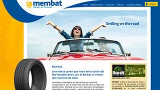Autoequip presenta Membat, su propia marca de neumáticos