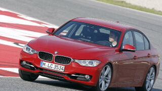 Bridgestone equipa a la nueva serie 3 de BMW