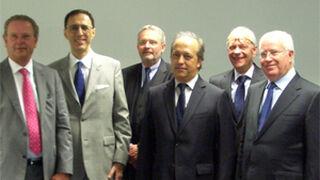 Salvador Pérez Vázquez, nuevo vicepresidente de Bipaver