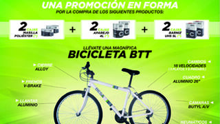 BESA regala una bicicleta a los talleres de carrocería clientes