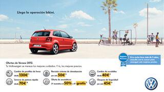 Volkswagen lanza la 'Operación bikini' para sus clientes