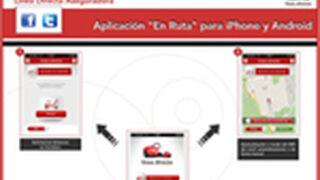 Linea Directa permite gestionar los partes desde el 'smartphone'