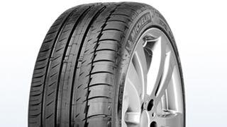 Michelin Pilot Super Sport, neumático del BMW M6