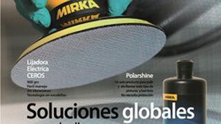 Mirka, soluciones de lijado y pulido