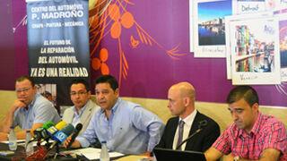 Pedro Madroño presenta a peritos y aseguradoras su aplicación online