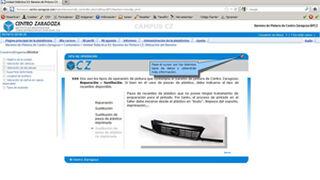 Centro Zaragoza imparte un curso sobre el baremo de pintura