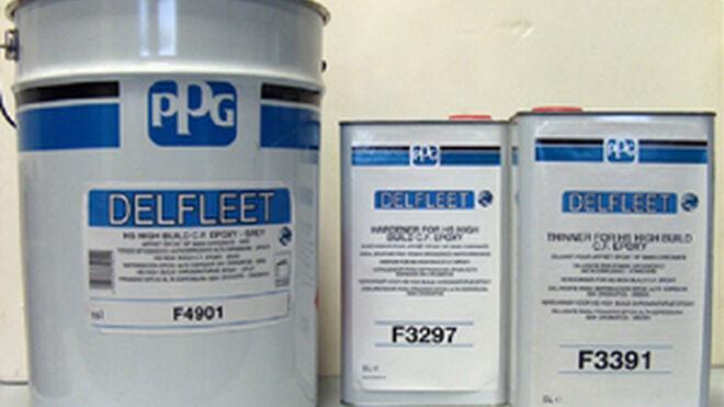 PPG amplía la gama Delfleet con nuevas imprimaciones para V.I.