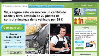 Cupón descuento del 52% para la revisión del coche en Taliaris