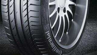 Continental clasifica sus neumáticos con los valores de la etiqueta europea