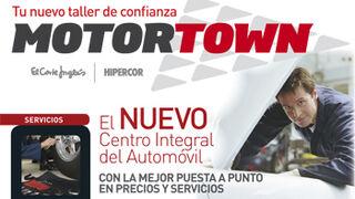 Motortown, nueva red de talleres de El Corte Inglés e Hipercor