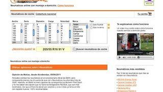 i-Neumáticos.es ofrece cupones descuento a través de Groupon