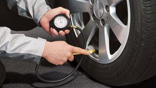 Dos de cada tres conductores circulan con baja presión