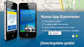 Euromaster lanza una aplicación para localizar el vehículo