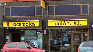 Recambios Unión, nuevo socio de Dipart