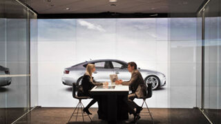 Audi abre su primer concesionario digital en Londres