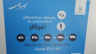 Concesionarios de coches, centros multiusos