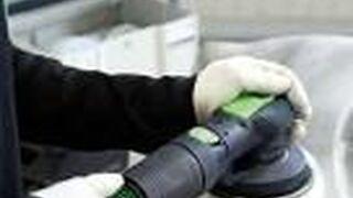 Festool LEX 3, nueva generación de máquinas de lijado