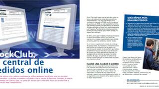 StockClub, tu central de pedidos online
