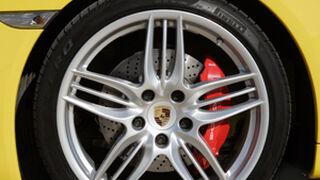 Pirelli gana el premio de Porsche a mejor proveedor 2011