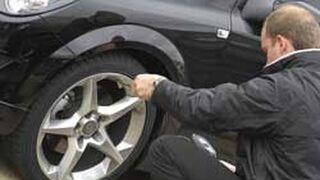 Baja presión y alta temperatura, mala combinación para un neumático