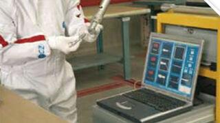 Proceso de verificación de la cuna motor