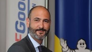 Nuevo director comercial de productos industriales de Michelin