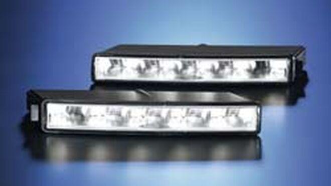 La iluminación diurna, un seguro para autobuses y camiones