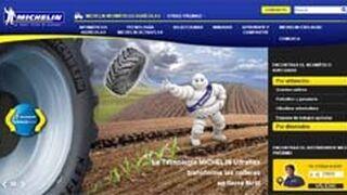 Nuevas webs de Michelin en el campo de la actividad agrícola