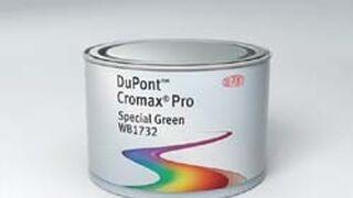 DuPont Refinish presenta dos nuevos tintes de color verde