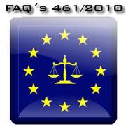 Las FAQ sobre el reglamento 461/2010, buenas noticias