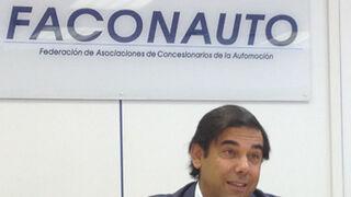 Antonio Romero-Haupold deja la presidencia de Faconauto