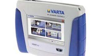 Los nuevos programas de servicio Varta, en Automechanika