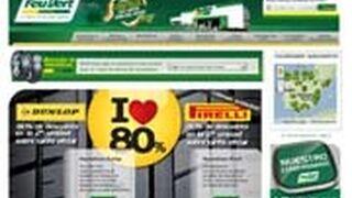 Descuentos de Feu Vert al 80% en neumáticos en su nueva promoción