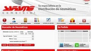 Safame Comercial lanza su nueva página web