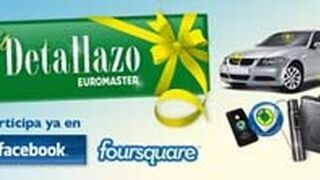 Revisión gratis del vehículo en la promoción de Euromaster