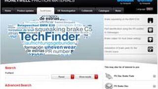 TechFinder para el diagnóstico de problemas de frenos
