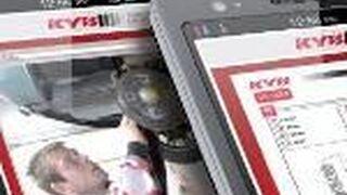 KYB ayuda con códigos QR al montaje de amortiguadores