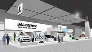 Ecología y seguridad, bazas de Bridgestone en el Salón de París