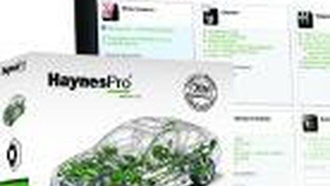 HaynesPro, nuevo nombre de Vivid Automotive