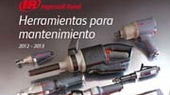 Nuevo catálogo de herramientas de Ingersoll Rand