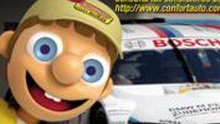 A las carreras del DTM con Confort Auto y Hankook