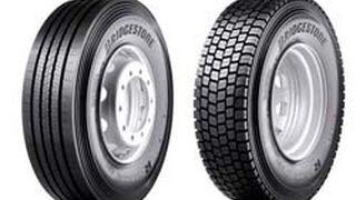 Nuevos neumáticos de camión R-Steer y R-Drive de Bridgestone