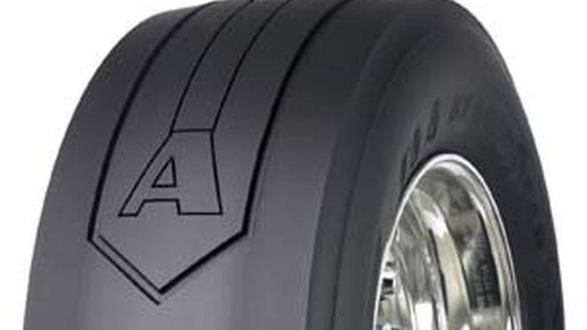 Primer neumático para camión con clasificación AA de Goodyear