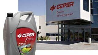 Lubricante para vehículos híbridos de CEPSA