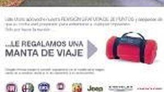 Revisión gratuita de 26 puntos del vehículo en la red del Grupo Fiat