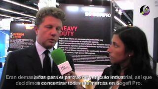 Sogefi en Automechanika 2012