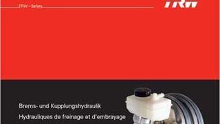 TRW presenta el nuevo catálogo de hidráulica 2012/2013