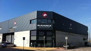 Pumarca inaugura un centro de formación de pintura de vehículos